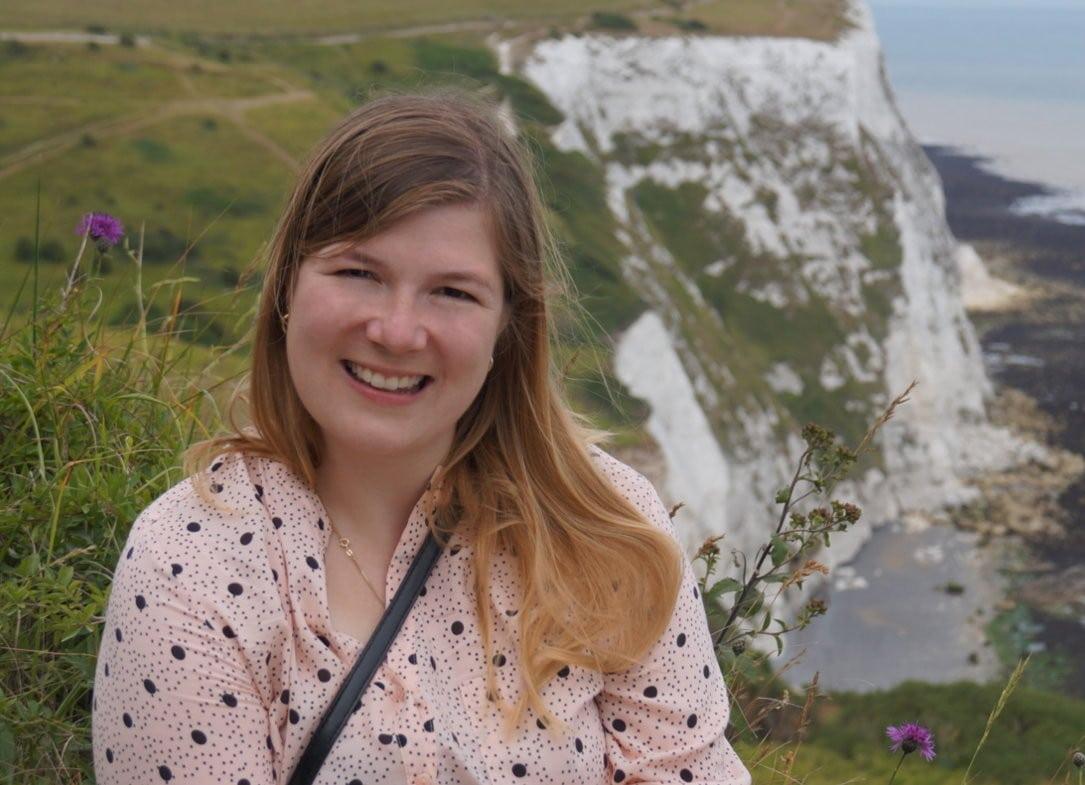 Die Fantasyautorin Stephanie Wittern